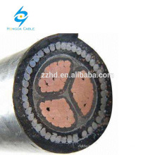 cable de un solo núcleo 2 hilos de cable 3 hilos de cable 16 25 35 50 70 95 120
