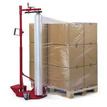 Pallet Wrapping PE Film Stretch Pallet Wrap