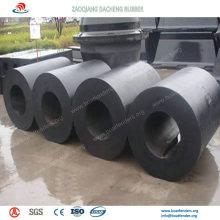 Garde-boue en caoutchouc cylindrique et garde-boue de type W pour éviter les collisions dans les ports