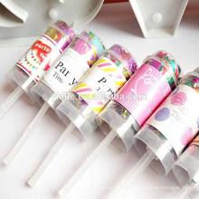 Mezcle el confeti irregular del color para las decoraciones del partido / el festival / la boda