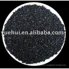 charbon actif granulaire à base de noix de coco