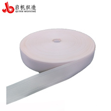 White color custom polyester mattress edge tape webbing binding