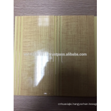 Sturdy, high quality hollow PVC panel