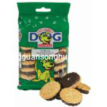 Plastic Pet Cookies Packaging Bag/ Dog Food Bag/ Puppy Food Bag