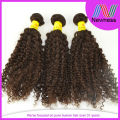 Non-chemical Processed Brazilian Remy Kinky Afro Hair Weave