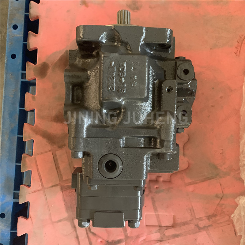 Pc27mr 2 Hydraulic Pump 5