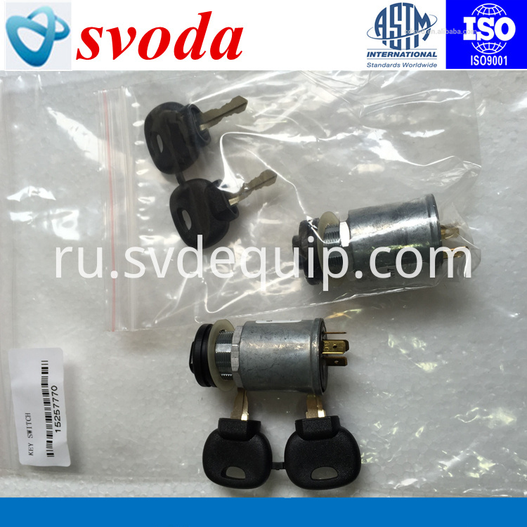 15257770 Key Switch 1