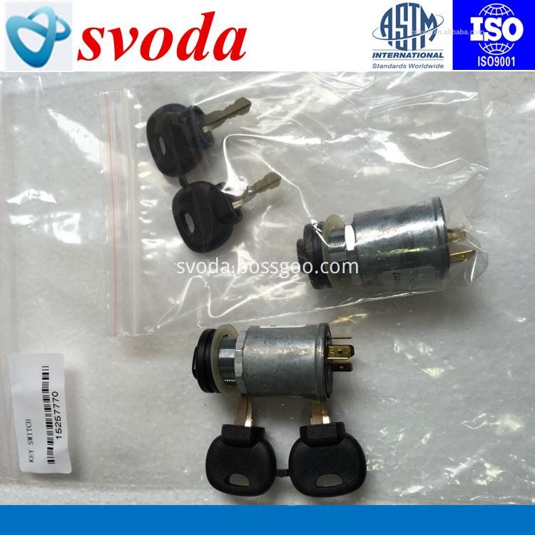 15257770 Key Switch 1
