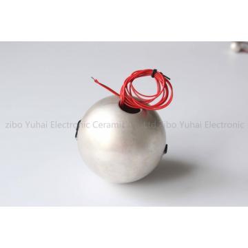 Piezoelectric Ceramic Sphere OD90