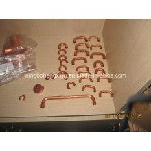 Accesorios de cobre con U Bend