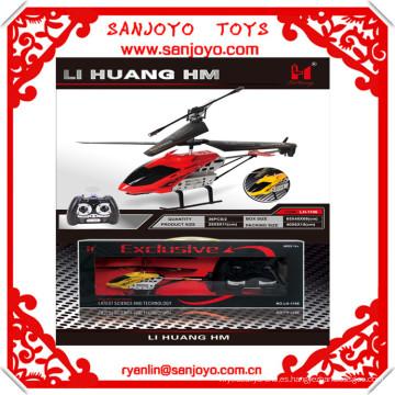 LH1106 2ch helicóptero de control remoto de metal