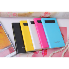Torch Key Power Bank Polymer Ultra-Thin Power Bank 8000mAh
