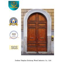Porta de aço de segurança estilo europeu simplificado (m2-1005)