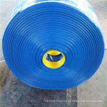 Manguera plana de alta presión del PVC con grueso de pared grande con servicio del OEM