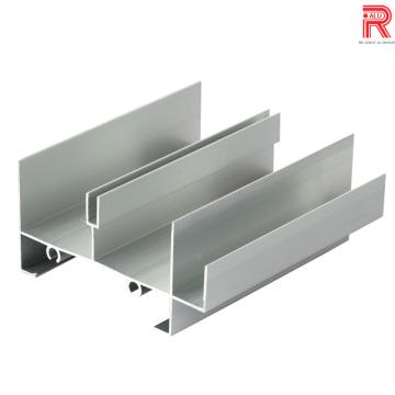 ISO 9001 Padrão Perfis de alumínio / alumínio mais baratos para a janela / porta / cego / parede de cortina