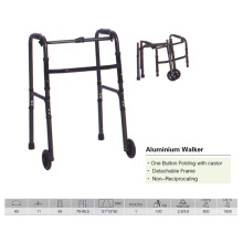 Walker of Aluminum