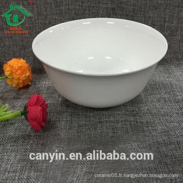 Nouveaux produits de bonne qualité vaisselle en céramique bols à salade