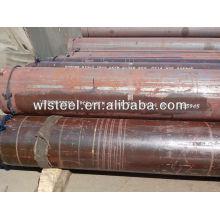 API5CTJ55/L80 corrugated pipe steel price