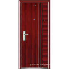 New Design and High Quality Steel Security Door (JC-007)