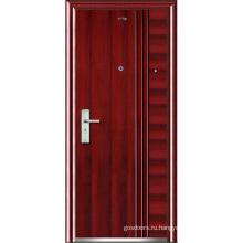 Новая конструкция и высококачественная стальная дверь безопасности (JC-007)
