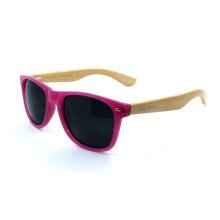 Солнцезащитные очки ночного видения солнцезащитных очков Bamboo для FDA CE (C0052)