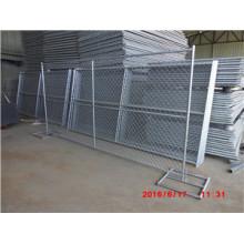 Heißer Verkauf Kettenlink Zaun mit niedrigen Preisen