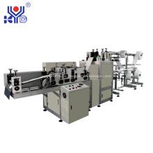 Máquina para fabricar cubiertas de mascarillas de vasos desechables