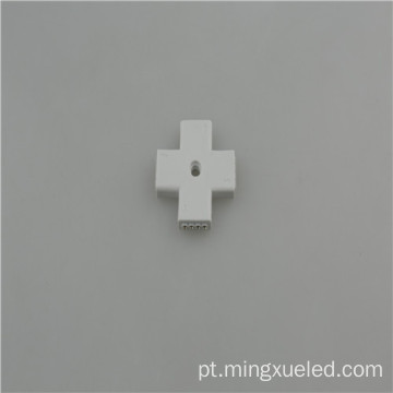 Placa PCB LEVOU 10mm feminino Strip Strip 4 pinos