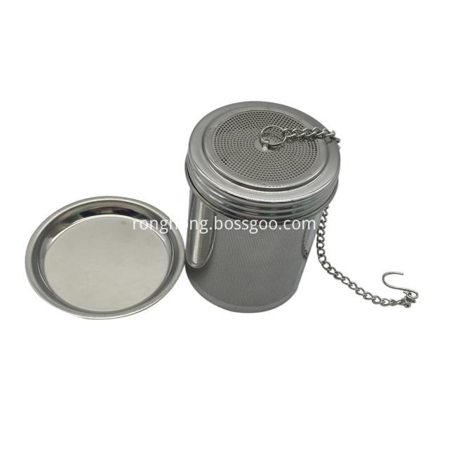 Stainless Steel Tea Strainer For Loose Tea 2