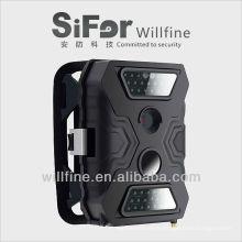 5/8/12 MP 720P vidéo planifiée 3G et Wifi SMS / mms / gsm / GPRS / smtp gsm vidéo en plein air