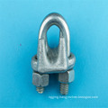 H. D. G. G450 Galvanized Us Type Cable Clip for Wire Rope