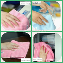 High quality Microfiber Towel for car wash / clean, sport / hand / face / table / kitchen / furniture / hair towel