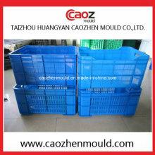 Molde plástico de la caja del vehículo con cuatro versiones