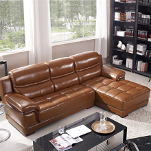 Recliner Modular Genuine Leather Corner Sofa Set