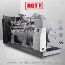 60HZ 325KVA V MAN diesel engine generator 260kw generator