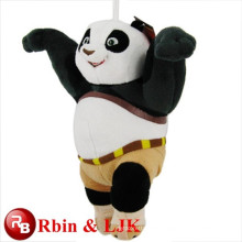 valentine toys panda stuffed plush dolls