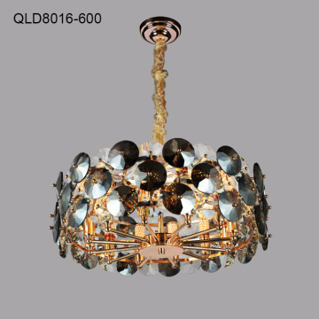 crystal chandelier residential lighting pendent lamp