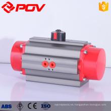 China que fabrica el actuador neumático del cilindro neumático rotatorio de acción rápida