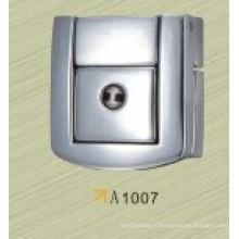 Алюминиевый ящик с красивым цинковым замком
