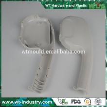 OEM / ODM пользовательских пластиковых инъекций формы лазерного сканирования ручку формования части