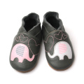 Atacado Confortável Genuine Soft Leather Shoes Baby