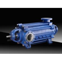 Bomba de agua centrífuga de alta eficiencia Horizontal multietapas tubería Booster