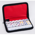 Professional Double 6 Plastic Dominoes Game Set