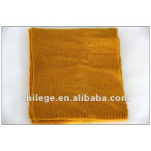 winter knit cashmere scarf