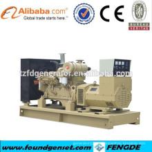O fabricante do grupo gerador diesel refrigerou o grupo de gerador diesel de 60hz 75kw