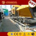Pavimentadora de asfalto mini pavimentadora de asfalto más económica