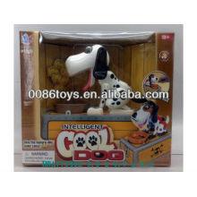 Cão de brinquedo do robô de B / O