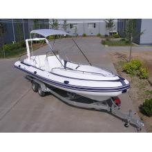 Hypalon Rib Boat 7.3m --Hot