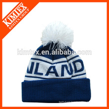 Beanies with top ball