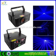 Laser a cores animação laser